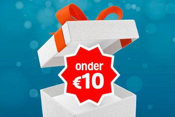 cadeaus van 5 tot 10 euro
