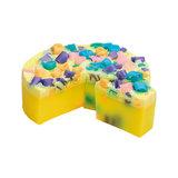 Pina Pinata Soap Cake Sliced_