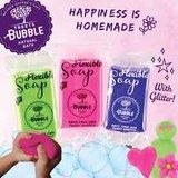 Bubble Flexible soap -groen_