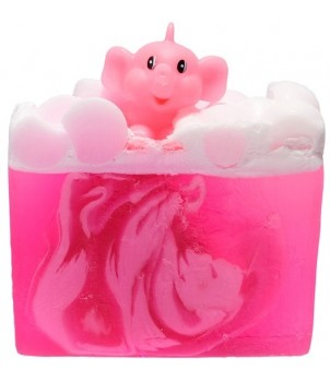 Soap by Bomb Cosmetics Pink Elephants & Lemonade Soap