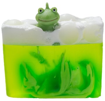 Its not easy being green soap