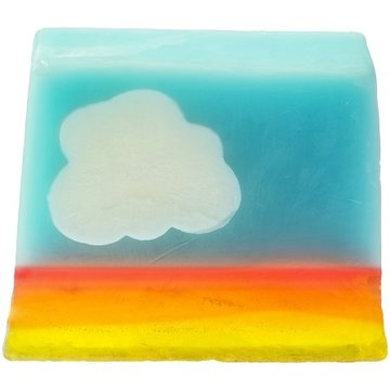 Mrs Bluesky Sliced Soap