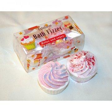 Bad Bomb Cupcake