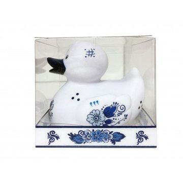 Badeend Delftsblauw