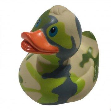 Badeend Camouflage Khaki