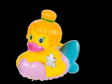 Badeend koningin