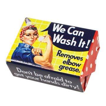 We kunt wassen het Soap Bar