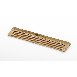 Kam gemaakt van bamboe,