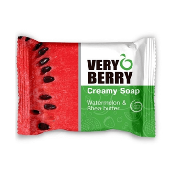 VERY BERRY SOAP