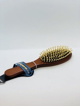 Wellnes haarborstel (hout)