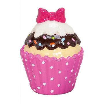 Spaarpot Cupcake Roze