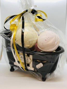 Luxe geschenkset bad bruisballen 6 st.