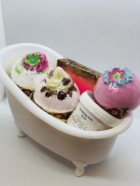 Bad vol liefde - geschenk voor in bad