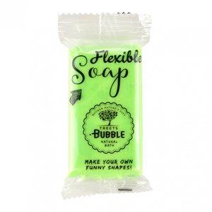 Bubble Flexible soap -groen